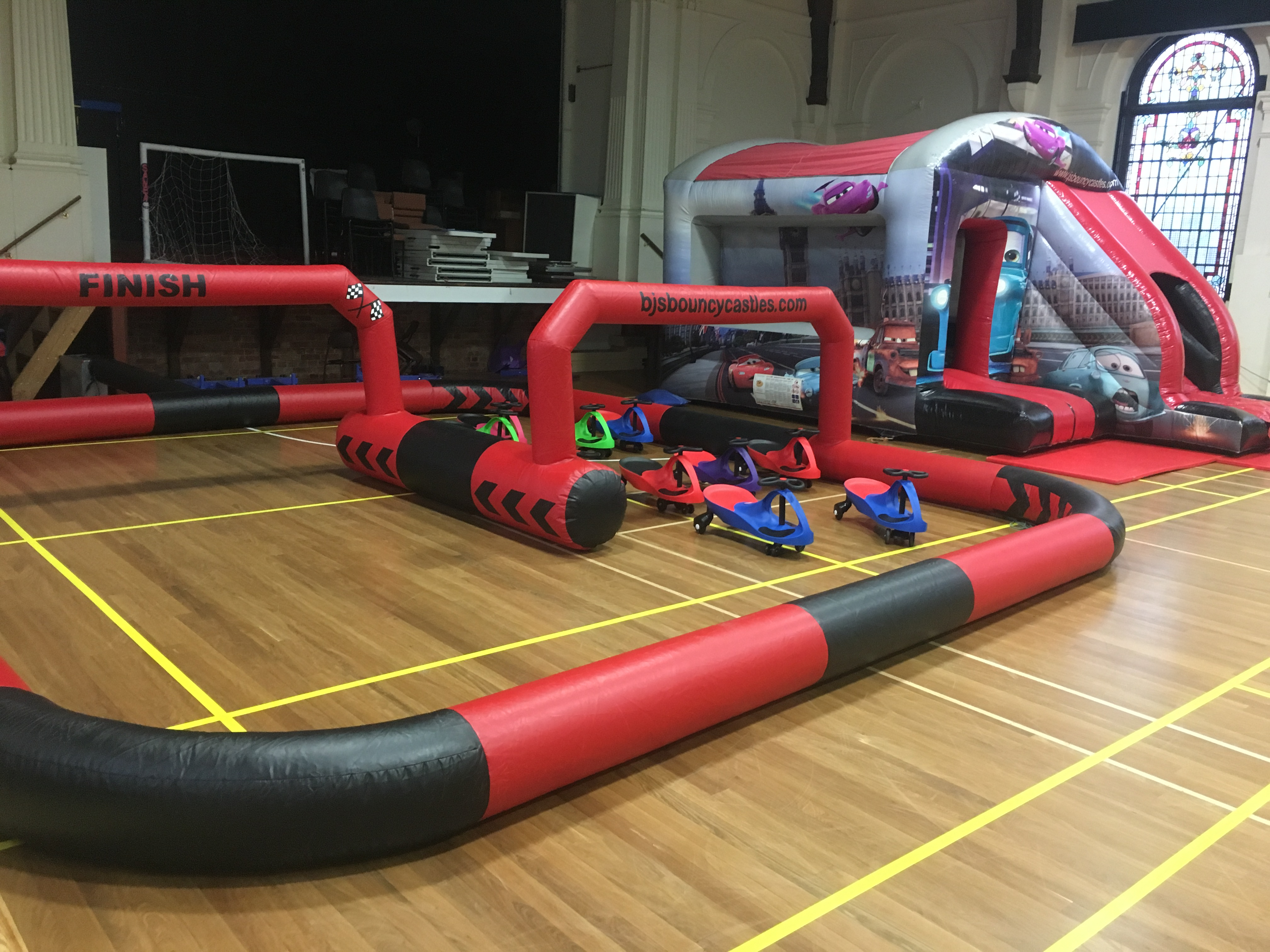 Soft play hire Bouncy castle Testimonials Sidcup and Wallington